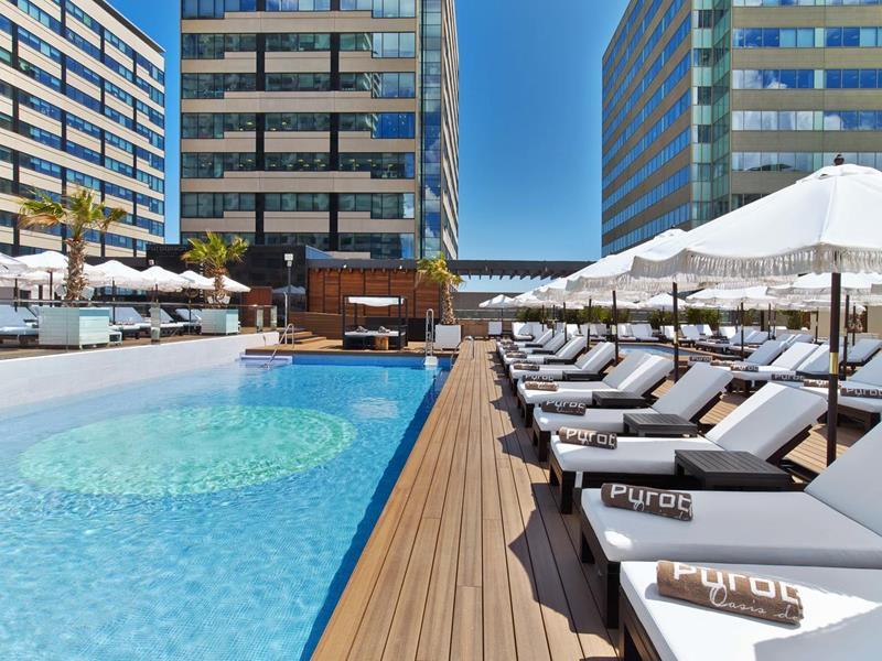 فنادق برشلونة 4 نجوم القريبة من شارع لا رامبلا