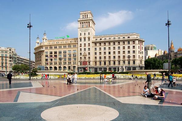 فنادق برشلونة القريبة من ساحة كاتالونيا