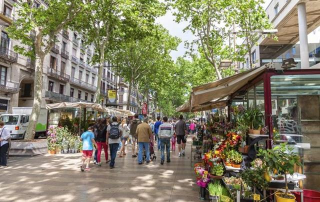 فنادق برشلونة شارع الرامبلا