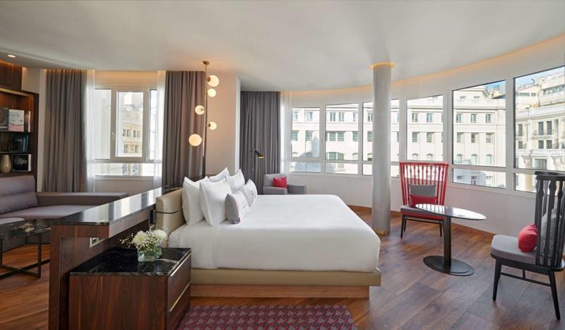 فنادق مدريد 5 نجوم لشهر العسل للعرسان